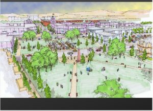 Folsom ranch mixed use site